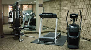 Photo of fitness room