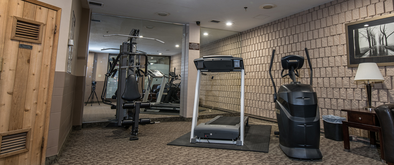 Photo of fitness room at Argyll Plaza Hotel